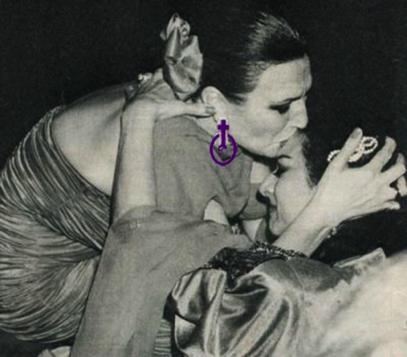 Lola y Rocío, la Historia tras la foto