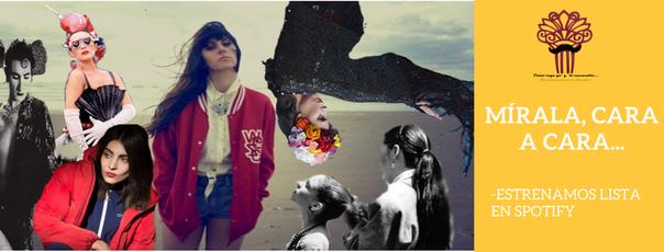 Mírala, cara a cara… | La 2ª Playlist de feminismo andaluz Como vaya yo…