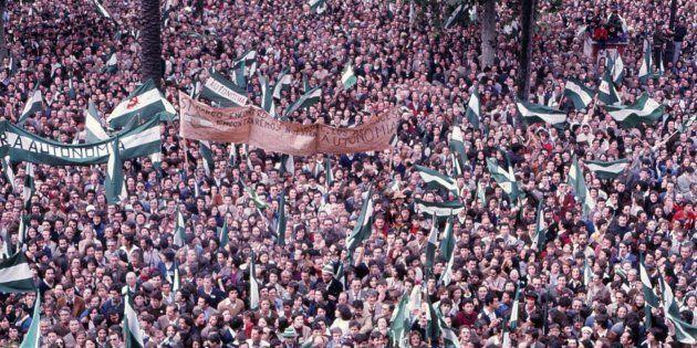 4 de Diciembre | Y Andalucía recuperó su voz